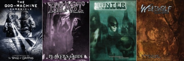 Onyx Path - Chronicles of Darkness - Artikel Sammlung