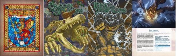 Frisch Veröffentlicht - Onyx Path Publishing plus Preview Changeling 20th Players Handbook