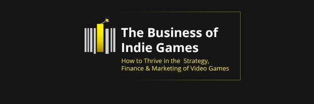 The Buisness Of Indie Games Online Summit - Logo