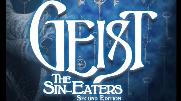 Geist: The Sin-Eater 2nd Edition - Kickstarter Graphik