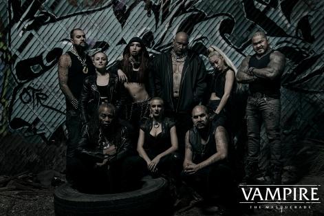 Clan Brujah - V5 Presskit