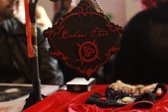 Bahari Store - Logo
