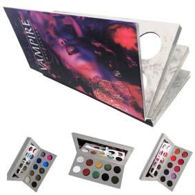Makeup Paletten Buch plus Innenteile