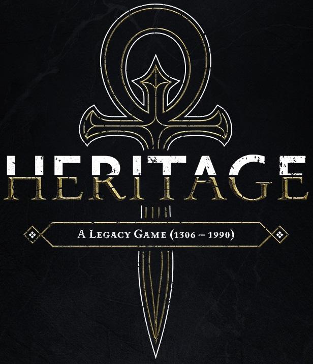 Vampire: Heritage – Offizielles Legacy-Brettspiel ausDeutschland