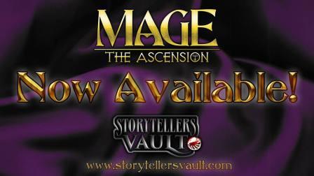 Storytellers Vault - Magus: Die Erleuchtung - Ankündigungsgraphik