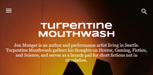 Turpentine Mouthwash - Blog Cover