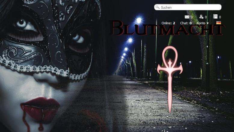 Blutmacht – Eine Vampire: The Requiem Chat- und ForenplayCommunity