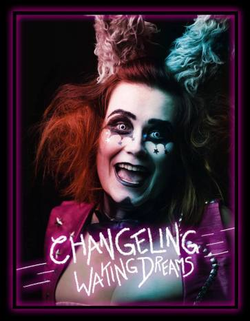 Changeling the Dreaming - Waking Dreams - Blockbuster Larp und Festival (Ankündigungsgraphik)