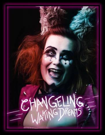 Changeling the Dreaming - Waking Dreams - Blockbuster Larp und Festival (Ankündigungsgraphik)
