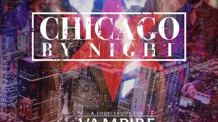 Chicago By Night - Kickstarter Logo