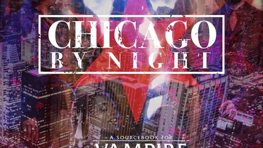V5 Chicago by Night Kickstarter! Das Manuskript und die Lasombra! 3Tage!