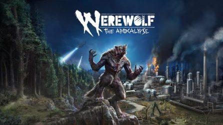 Werewolf: The Apocalypse - Earthblood - StandIn Graphik