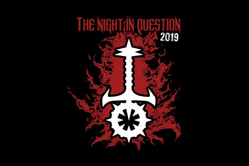 The Night in Question 2019 – Sabbat Blockbuster LARP