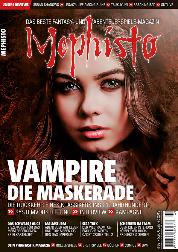 Review: Die Mephisto #69 und ihr Add-On