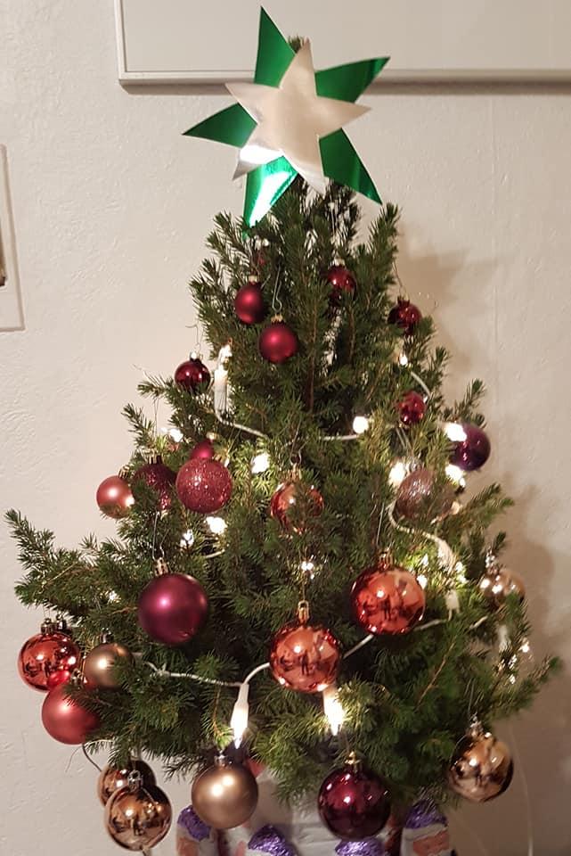 Frohe Weihnachte und schöneFeiertage