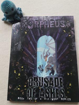 Blog Artikel - Neue Abenteuer - Crusade of Ashes