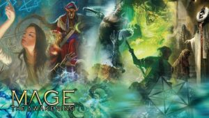 Neue Abenteuer - Mage: The Awakening - Mini Banner