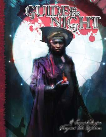 Vampire:: The Requiem - Guide To The Night - Cover - Onyx Path Publishing