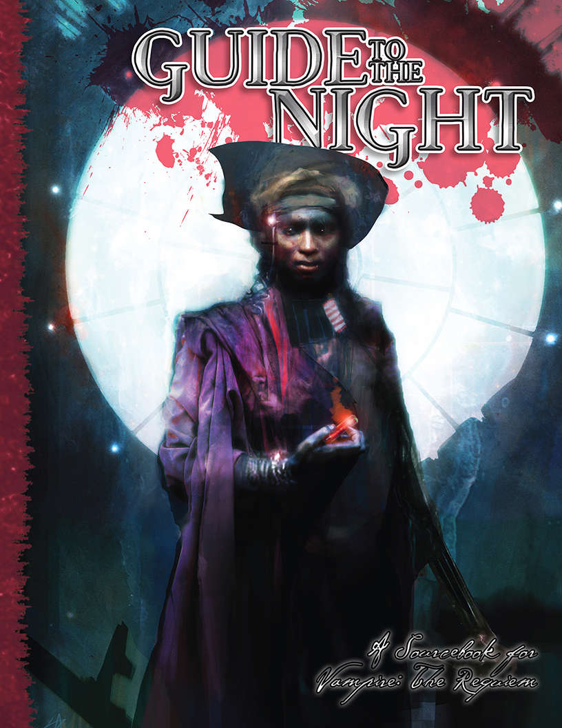 Blog-Artikel: Teilzeithelden bespricht den Guide to the Night für Requiem 2. Edition