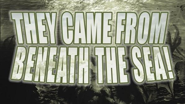 Kickstarter - They came From Beneath the Sea - Vorschaugraphik