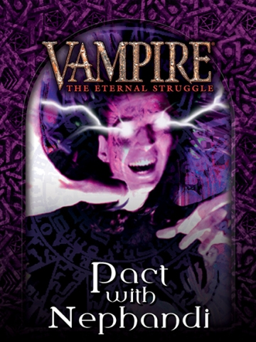 V:TES - Pact with Nephandi - Cover Mock-Up von Black Chantry Productions