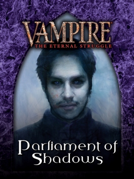 V:TES - Parliament of Shadows - Cover Mock-Up von Black Chantry Productions