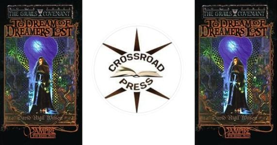 CrossroadPress - Ankündigung des Re-Release der Romane