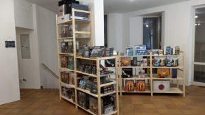 Kainskind - Rollenspielladen in Freiburg - Ladenlokal