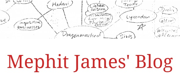 Blog-Artikel (EN): Mephit James' über die Chronicles of Darkness, Scion undRevolutionaries