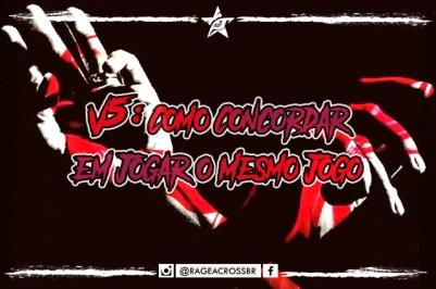 Rage Across Brasil - Vampiro: A Máscara V5 e Como Concordar em Jogar o Mesmo Jogo - Artikel Cover