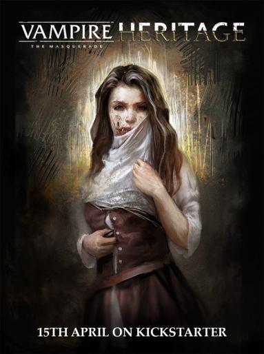 Vampire: The Heritage - Kickstarter Ankündigung