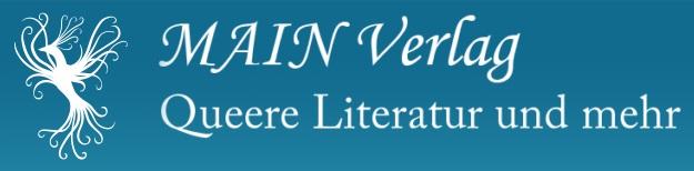 MAIN Verlag - Banner/Kopf der Webseite mit Logo