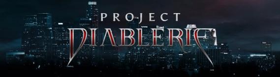 Project Diablerie - Videospiel - Banner Graphik
