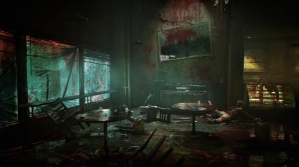 Vampire: The Masquerade Bloodlines2 - Coffee Shop