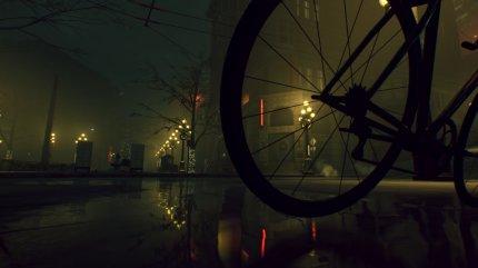 Vampire: The Masquerade Bloodlines2 - Pioneer Square von Unten