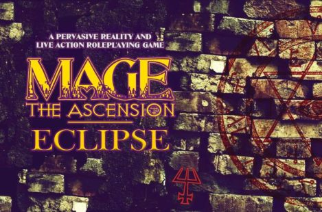 Mage The Ascension: Eclipse - A Pervasive Reality and Live Action Roleplaying Game