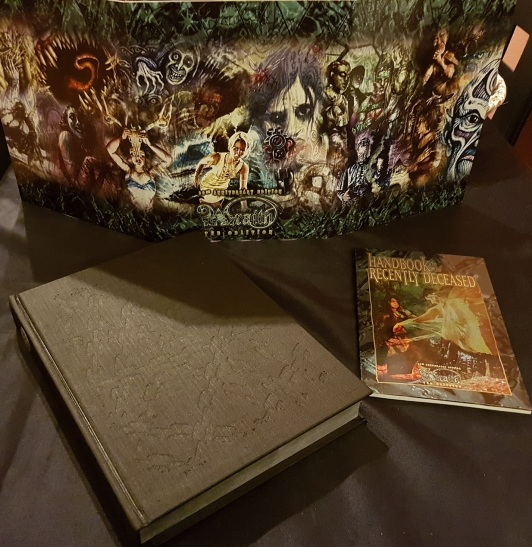 YouTube - Wraith: The Oblivion 20th Anniversary Edition - Unboxing Video