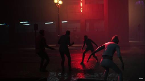 Bloodlines 2 - Spielszene - Anfangsszene mit dem Überfall bei den Seattler Arkaden