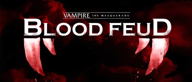 Vampire: The Masquerade - Blood Feud - Ein Mega-Brettspiel von Everything Epic (Facebook Banner)