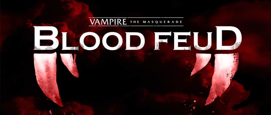 V:tM – Blood Feud: Neues Mega-Brettspiel!