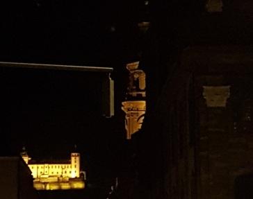 Main Würfel Convention - Würzburg bei Nacht 1