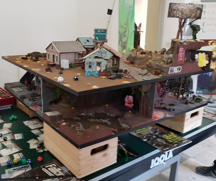 Main Würfel Convention - Fallout Terrain 2
