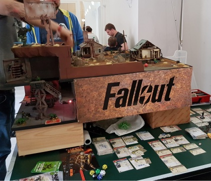 Main Würfel Convention - Fallout Terrain 1