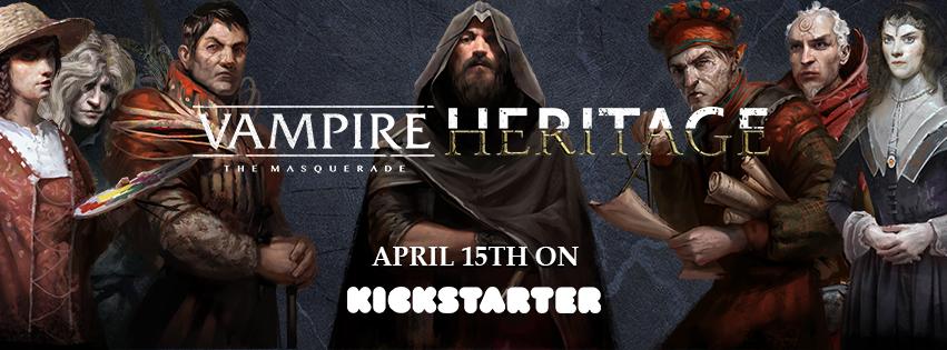 News-Happen: V5 Ankündigung, Heritage Kickstarter, Brettspiele,YouTube