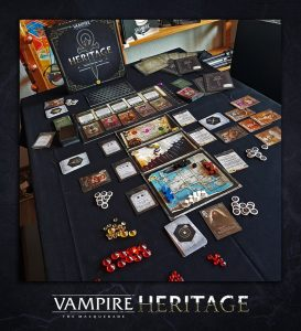 Vampire: The Masquerade Heritage - Prototyp 1