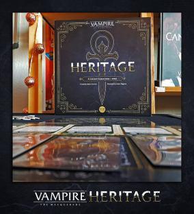 Vampire: The Masquerade Heritage - Prototyp 2