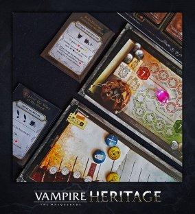 Vampire: The Masquerade Heritage - Prototyp 3