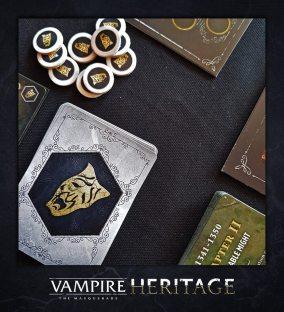 Vampire: The Masquerade Heritage - Prototyp 4
