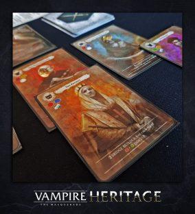 Vampire: The Masquerade Heritage - Prototyp 7