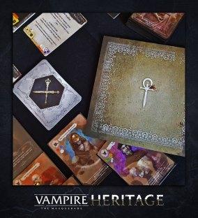 Vampire: The Masquerade Heritage - Prototyp 8